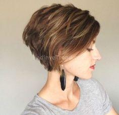 İş güç arasında saçlarına çok fazla vakit ayıramayan bayanlar tercihlerini kısa modellerden yana kul
