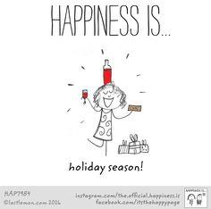 I love Christmas....