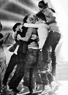 One Direction. X Factor days.