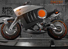 Dacoit Concept by Nitin Khosa