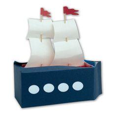 Κατασκευή Πειρατικό Καράβι