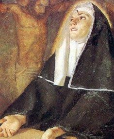 There are instances in every person's life when it seems that a problem or a cross is insurmountable and unbearable. In these cases, pray to the patron saints of impossible causes: St. Rita of Cascia, St. Jude Thaddeus and St. Gregory of Neocaesarea. Catholic Online, Catholic News, Catholic Saints, Catholic Beliefs, Catholic Art, Santa Rita De Cascia, St Rita Of Cascia, Patron Saints, Images Du Christ