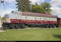 Canadian Pacific Engine #4038