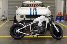 Local Motors Racer Bobber #motorcycles #bobber #motos | caferacerpasion.com