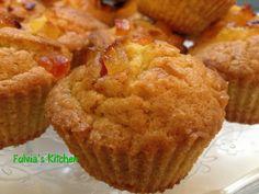 Fulvia's Kitchen: #Muffin ai #frutti #tropicali