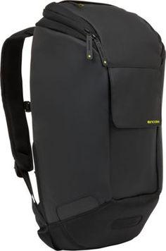 Incase Range Backpack Black - via eBags.com! Best Laptop Backpack, Black Backpack, Macbook Case, Macbook Pro 15, 2015 Ford Mustang, Photo Printer, Carry On Luggage, Designer Backpacks, Nikon
