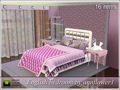 annflower1's English bedroom 001 AF