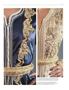 Officiel Maroc Moroccan Bride, Moroccan Caftan, Arab Fashion, Muslim Fashion, Womens Fashion, Traditional Dresses Designs, Traditional Outfits, Arabic Dress, Caftan Dress