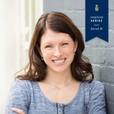 The Simplicity Series with Sarah Nycum