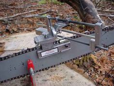 2 Steps to Proper Chainsaw Tool Sharpening.but easier to give it to my husband or one of my brothers
