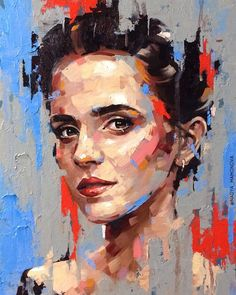 healthy easy breakfast ideas to lose weight diet food list Abstract Portrait Painting, Portrait Art, Figure Painting, Painting & Drawing, Figure Drawing, Figurative Art, Painting Inspiration, Art Drawings, Art Projects