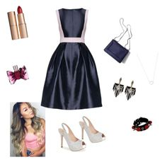 """""""Ready for tonight party """" by veinichan on Polyvore featuring Lauren Lorraine, 3.1 Phillip Lim, Charlotte Tilbury, Viktor & Rolf, Lattori, Tiffany & Co. and Lulu Frost"""