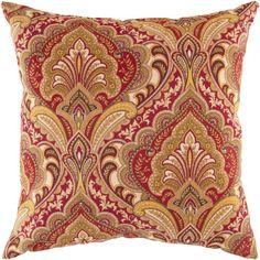 surya zz4031818 pillow 18inch by 18inch
