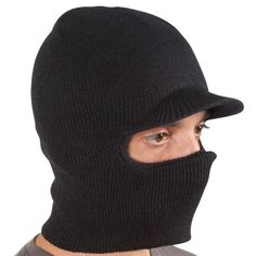 Ski and Snowboard Face Mask with Visor - Wind and Cold Protection for Winter Outdoors  Price: $2.18