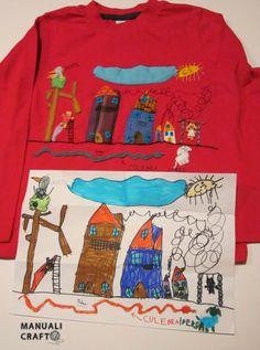 Camiseta personalizada | Manualicraft - Amigurumi, scrap y costura creativa
