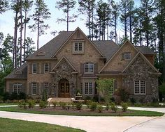 Architectural Designs House Plan 50618TR. Yummy with a Game Room on top...