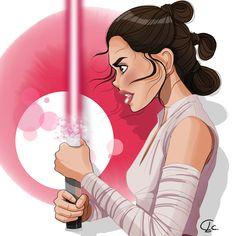 Star Wars... Rey forcément !