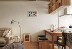 Taipei 13 Flat Unmarked Japanese Style Wind Apartments - DECOmyplace News