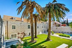 Originally constructed as a fifteenth century summer residence for aristocrats, Villa Pugliesi is currently enjoying a renaissance as a luxury vacation rental. Completely walled, this private residence in Zaton Bay offers tranquility just minutes from the famous old town of Dubrovnik, a UNESCO World Heritage site that can also be reached by boat.