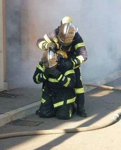 Sapeur Pompier Binome