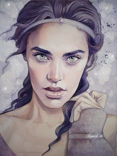 Morwen. Morwen bore a daughter, and named her Nienor. Morwen rejected Melian's offer to come to Doriath, being too proud to live under someone else's shelter. She received news and aid from Doriath for seven years. When help stopped coming, Morwen with Nienor lived in poverty under Brodda's oppression. In 494 she at last resolved to seek a way to Doriath, since the lands between were now cleared of enemies because of the deeds of Mormegil from Nargothrond.