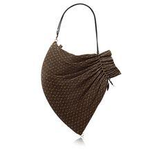 LOUIS VUITTON Explorer Bag Gm. #louisvuitton #bags #canvas #leather #lining #metallic #shoulder bags #hand bags
