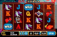 Lopulta peli, joka täysin upottaa meidät jännityksen ja hauskan kasinon ilmapiiriin, se on #Bally kolikkopeli Big Vegas. Loistavat sybolit kertoivat meille paljon Vegasin elämästä ja luoavat että pelaaminen tulee mielenkiintoista.