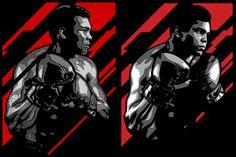 Muhammad Ali by James White