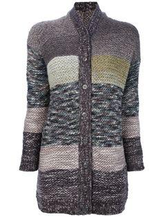 MISSONI - Mixed Knit Cardigan
