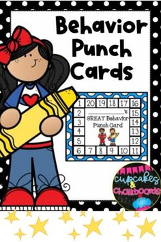 Behavior punch cards are a great tool for behavior management. You can use them in several different ways to meet the individual needs of the students in your classroom. For example, you can punch the card for positive behavior for the entire day or positive behavior for the morning and positive behavior for the afternoon. These can also be used for other student achievements such as homework, grades, books read, etc.  #behavior #classroommanagement #behaviorsystem #rewards #rewardsystem Classroom Rewards, 4th Grade Classroom, Classroom Activities, Behavior Management, Classroom Management, Behavior Punch Cards, Behavior System, Growth Mindset Activities, Student Behavior