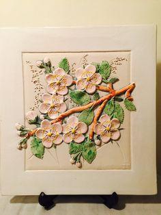 Vintage JIE Gantofta Ceramic Flower Wall Plate No 952 Designed by Aimo Nietosvuori Ceramics, Helsingborg, Plates On Wall, Etsy, Wall, Plates, Flower Wall, Ceramic Flowers, Vintage