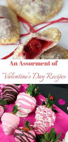Easy and delicious Valentine's Day Recipes! Valentine's Day treats easy Valentine's Day treats for school . Valentines Day Desserts, Valentines Day Dinner, Valentine Treats, Holiday Treats, Holiday Recipes, Kids Valentines, Homemade Valentines, Easy Dinner Recipes, Sweet Recipes