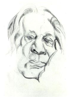 The Painter's Father - Lucian Freud