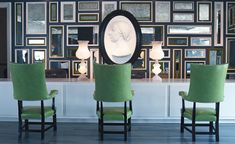 """Kelly Wearstler fashioned the flagship Viceroy location in Santa Monica with a style she refers to as """"modern colonialism,"""" a fusion of British colonial impressions and bold, modern perspectives. (Photo courtesy of KellyWeartler.com)"""