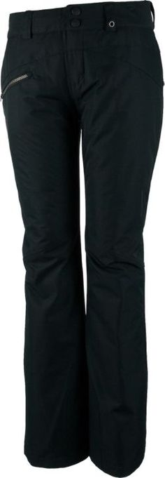 Obermeyer Women's Malta Snow Pants Black 20