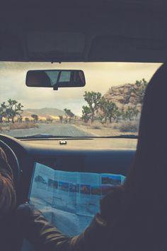 {Road trip.} ✔