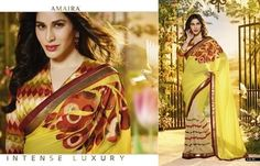 Check out this story - Amira saree all r orignal rate 1600 For order plzz contact 9924177066 created by Farha Doctr and top similar posts, trendy products and pictures by celebrities and other users on Roposo.