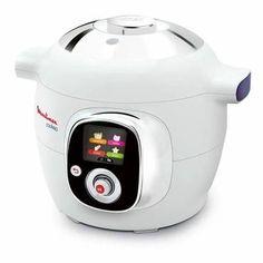 15% de remise immédiate avec le code VIPCDAV - Multicuiseur vapeur - 100 recettes - Capacité : 6L ou 6 personnes - 7 modes de cuisson - Panier vapeur - Bac de récupération de condensation