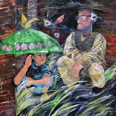 The #AcrylicPainting for genuine art lovers is truly inexpressible.