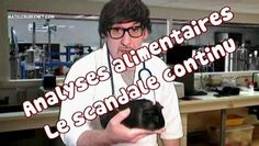 Un nouveau scandale alimentaire !!!!  On découvre que l'on nous ment !!! Explication du Professeur en bouffologie Erick BERNARD.