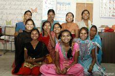 General information about Sambhali Trust, aims, founder Jodhpur, Trust, Saree, Indian, Women, Fashion, Sari, Moda, Women's