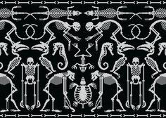 We Have No Bones About This Spooky Tile — Design News