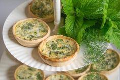 Quiche aux herbes - Arboulastre (recette médiévale)