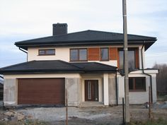 Projekt domu Topaz
