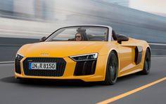 Audi R8 Spyder: sensaciones únicas | Marca.com