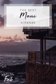 There are so many fun activities to do in Maui! Find the perfect place to stay at that is close to everything! Enjoy this guide to the best Maui Airbnbs for your next trip!!!  maui Hawaii | maui hawaii airbnb | best maui airbnb | maui airbnb | maui hawaii airbnb | best airbnb in Maui | airbnb in Maui | airbnb maui vacations | best places to stay in maui  #mauiHawaii #mauihawaiiairbnb #bestmauiairbnb #mauiairbnb #mauihawaiiairbnb #bestairbnbinMaui #airbnbinMaui #airbnbmauivacations… Maui Travel, Budget Travel, Travel Destinations, Fun Activities To Do, Maui Hawaii, Island Beach, Big Island, Perfect Place, Hawaii Vacation Tips