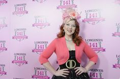 2015 Longines Kentucky Oaks Fashion Contest | 2015 Kentucky Derby & Oaks | May 1 and 2, 2015 | Tickets, Events, News Kentucky Derby Fashion, Derby Day, May 1, Red Fashion, Events, Blazer, News, Clothes, Style