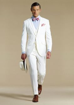 Love this clean and crisp southern summer look. But after one day in Manhattan....not so clean and crisp anymore.