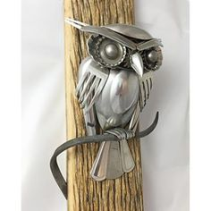 """Receive fantastic recommendations on """"metal art scrap"""". They are available for you on our web site. Welding Art Projects, Metal Art Projects, Metal Crafts, Blacksmith Projects, Metal Sculpture Artists, Steel Sculpture, Art Sculptures, Sculpture Ideas, Silverware Art"""