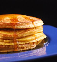 Recipe for Pumpkin Pancakes - I decided to make pumpkin pancakes. They are easy to make and full of flavor and so much better for you!!